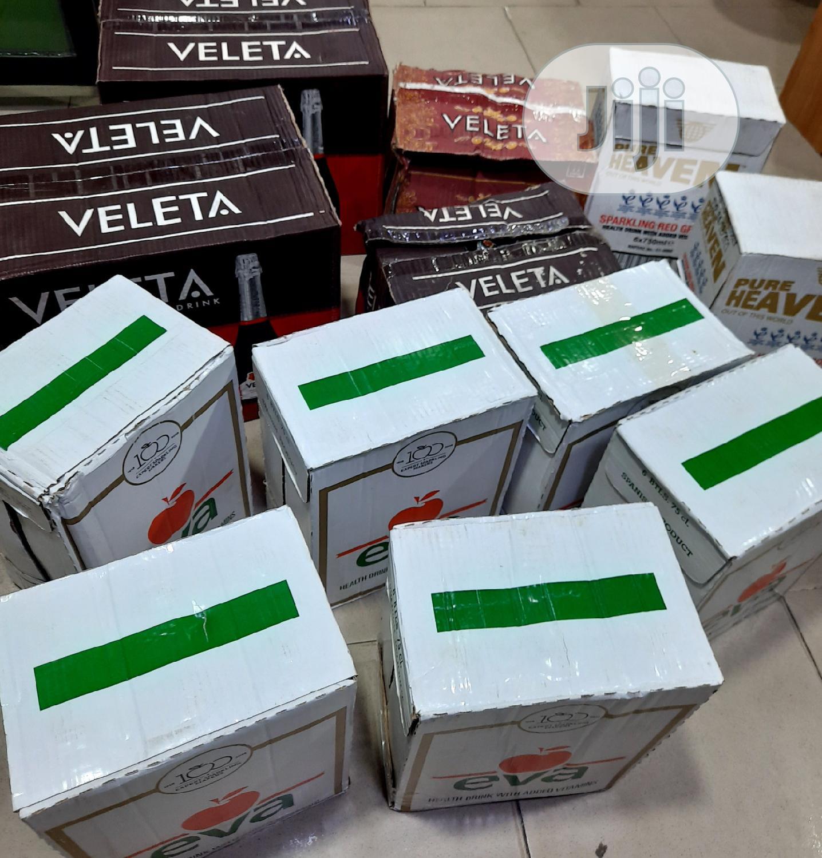 Veleta Chamdor Eva Pure Heaven Angel J&W Non-alcoholic Wine | Meals & Drinks for sale in Surulere, Lagos State, Nigeria