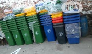 240lits Domestic Industrial Movable Waste Bin. 240lits | Home Accessories for sale in Lagos State, Orile