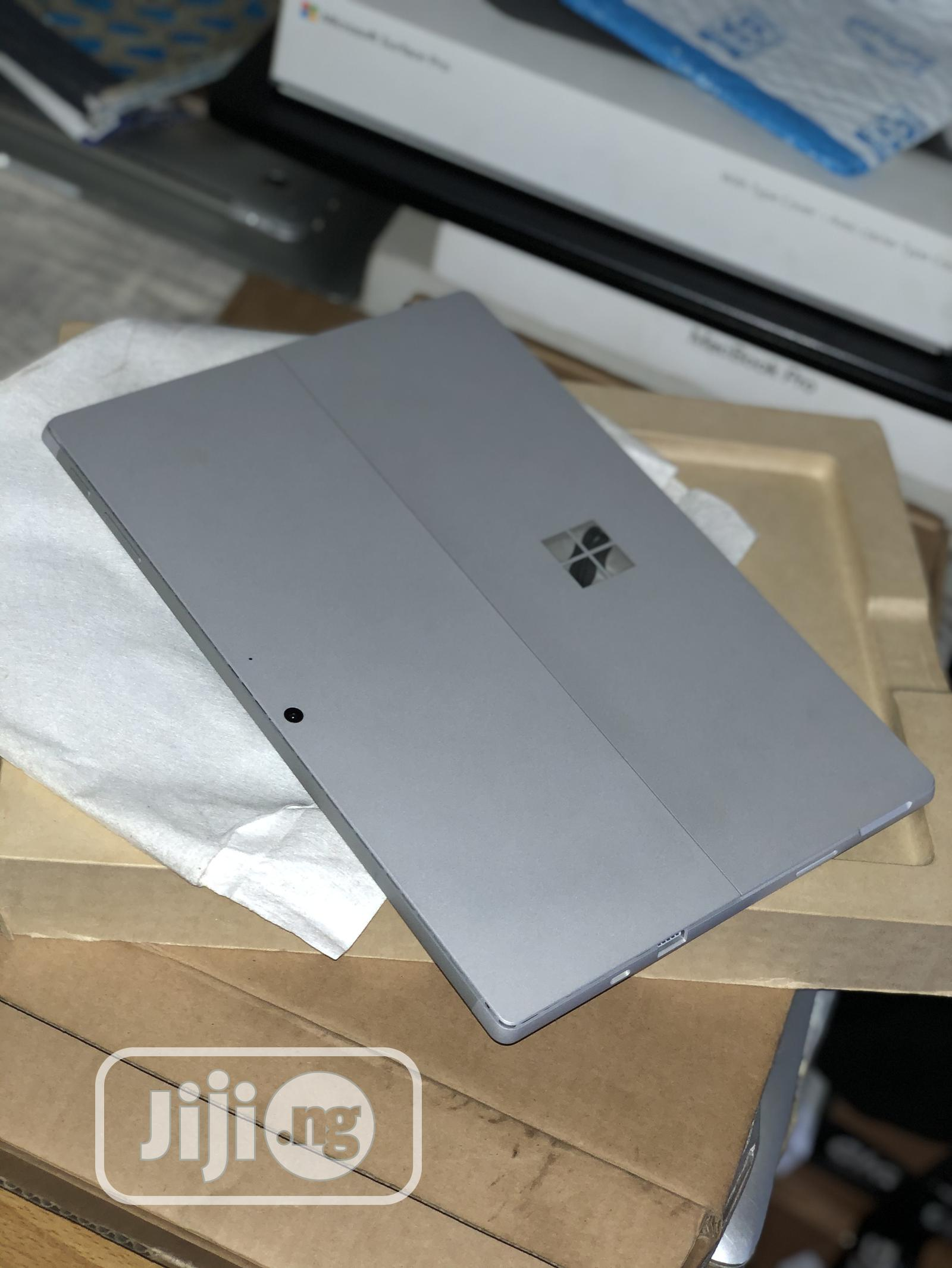 New Laptop Microsoft Surface Pro 16GB Intel Core i7 SSD 512GB | Laptops & Computers for sale in Ikeja, Lagos State, Nigeria