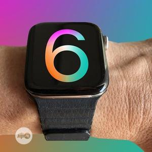 Apple Watch Series 6 GPS +Cellular 44mm | Smart Watches & Trackers for sale in Lagos State, Ikeja