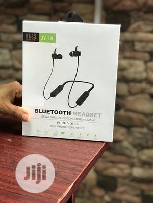 JY-18 Bluetooth Headset | Headphones for sale in Lagos State, Ikeja