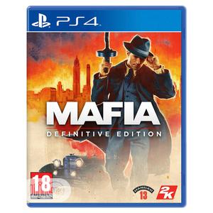 PS4 Mafia Definitive Edition | Video Games for sale in Lagos State, Agege