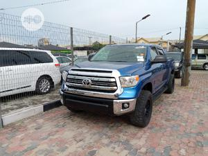 Toyota Tundra 2016 Blue | Cars for sale in Lagos State, Ajah