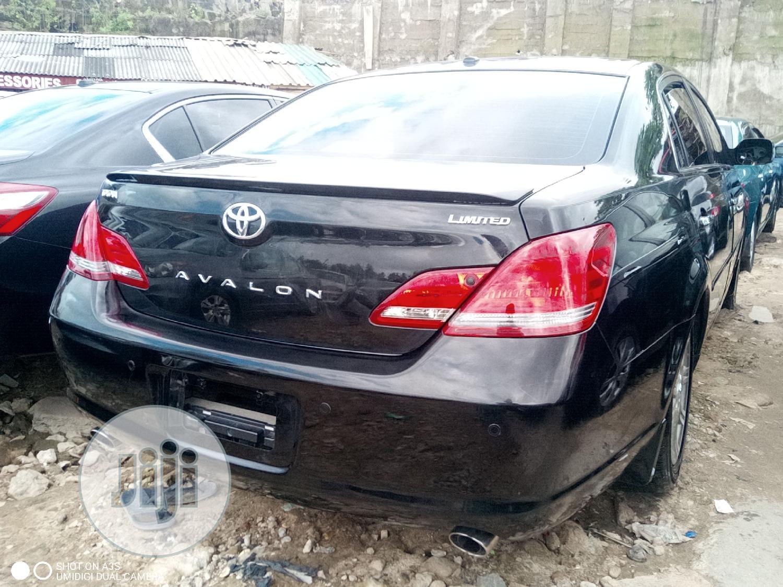 Toyota Avalon 2008 Black   Cars for sale in Apapa, Lagos State, Nigeria