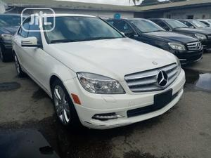 Mercedes-Benz C300 2011 White | Cars for sale in Lagos State, Apapa