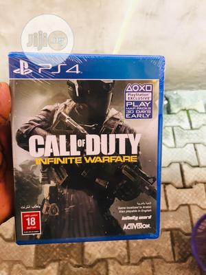 PS4 Call of Duty Infinity Warfare for Ps4   Video Games for sale in Lagos State, Ikeja