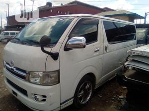 Tokunbo Toyota Hiace Bus 2010 Automatic.   Buses & Microbuses for sale in Lagos State, Mushin