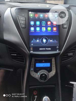 Hyundai Elantra Car GPS PX6 Tesla   Vehicle Parts & Accessories for sale in Lagos State, Ojo
