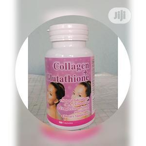 Collagen Glutathione Capsule (100 Capsules)   Vitamins & Supplements for sale in Lagos State, Ojo