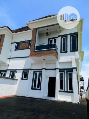 4 Bedroom Semi Detached Duplex With A Room BQ For Sale | Houses & Apartments For Sale for sale in Lekki, Ikota