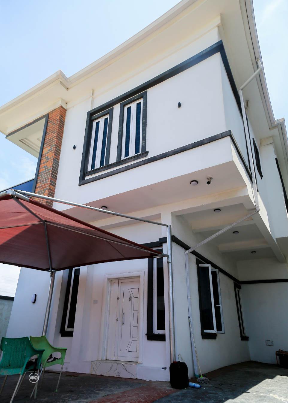 Newly Built 4 Bedroom Detached Duplex for Rent