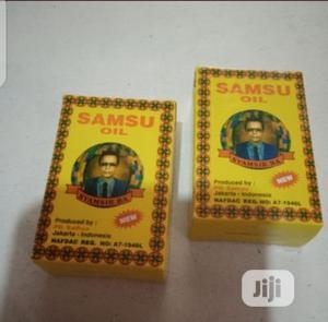 SAMSU Oil (2 Pieces)   Sexual Wellness for sale in Oyo State, Ibadan