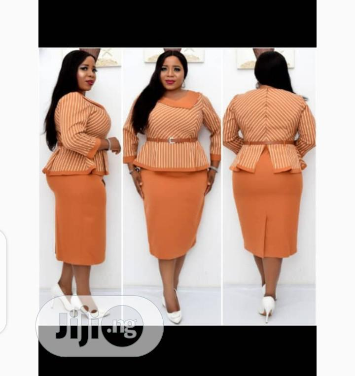New Quality Female Turkey Gown   Clothing for sale in Isolo, Lagos State, Nigeria