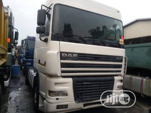 Direct Tokunbo Daf 95 Trailer Head for Sale | Trucks & Trailers for sale in Lagos State, Surulere