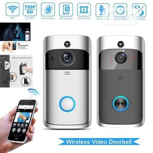 Intercom Call WIFI Video Phone Door Bell Cam Security Camera   Home Appliances for sale in Lagos State, Ikeja