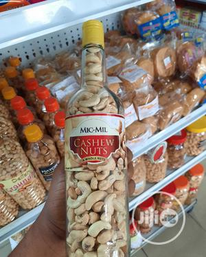 Bottled Cashew Nuts | Meals & Drinks for sale in Lagos State, Surulere