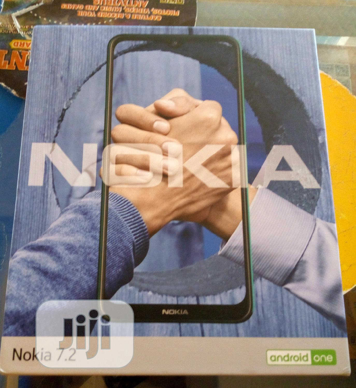 Archive: New Nokia 7.2 128 GB Silver