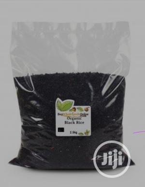 Organic Black Rice - 500g | Meals & Drinks for sale in Lagos State, Amuwo-Odofin