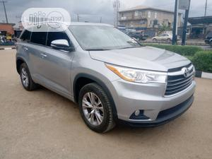 Toyota Highlander 2014 Gray   Cars for sale in Lagos State, Alimosho