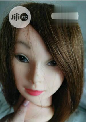 100% Human Hair Mannequin Head | Hair Beauty for sale in Lagos State, Lagos Island (Eko)
