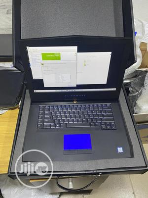 Laptop Dell Alienware 15 R3 16GB Intel Core i7 SSD 512GB   Laptops & Computers for sale in Lagos State, Ikeja
