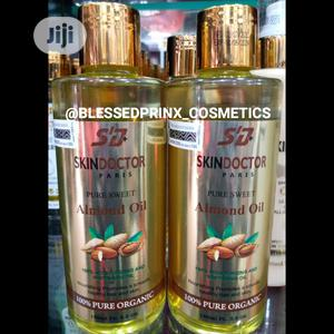 Skin Doctor Pure Sweet Almond Oil   Skin Care for sale in Lagos State, Ojo