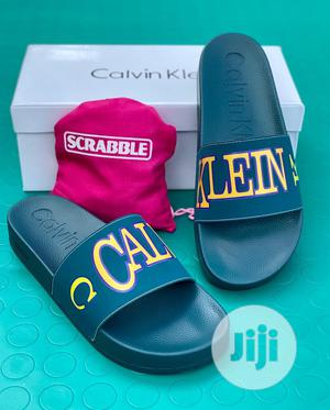 Calvin Klein (CK) Slippers for Men's   Shoes for sale in Lagos State, Lagos Island (Eko)
