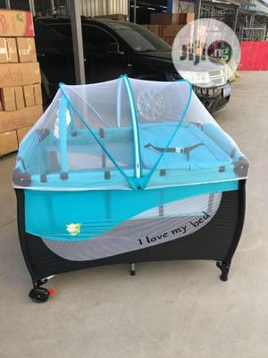 Baby Playpen Bed   Children's Furniture for sale in Lagos State, Lagos Island (Eko)