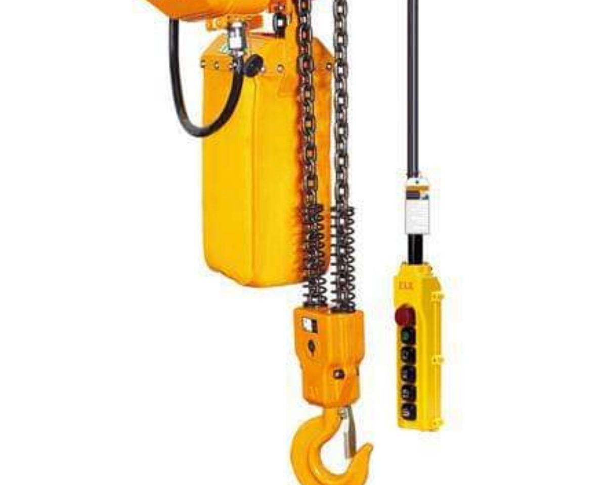 Archive: Electric Chain Hoist