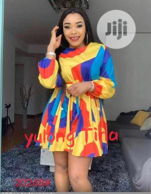 Ladies Short Gown | Clothing for sale in Lagos State, Amuwo-Odofin