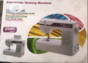 Electronic Sewing Machine With 100 Designs | Home Appliances for sale in Lagos State, Lagos Island (Eko)