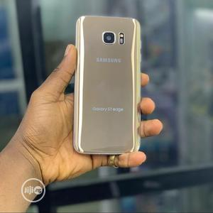 Samsung Galaxy S7 edge 32 GB Gold | Mobile Phones for sale in Lagos State, Maryland