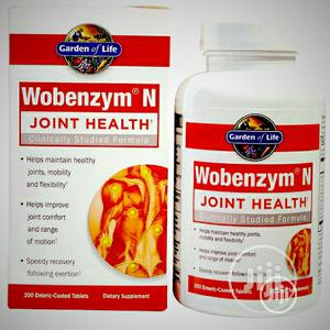 Wobenzym N Joint Health Supplements | Vitamins & Supplements for sale in Lagos State, Lekki