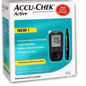 Accucheck Glucometer   Medical Supplies & Equipment for sale in Lagos State, Ikeja