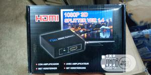 HDMI 1080P 3D Ver 1.4 Splitter | Accessories & Supplies for Electronics for sale in Lagos State, Ikeja