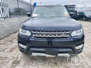 Land Rover Range Rover Sport 2014 HSE 4x4 (3.0L 6cyl 8A) Black | Cars for sale in Lagos State, Ajah