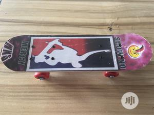 Wooden Skateboard For Ages 2-4 | Toys for sale in Lagos State, Alimosho