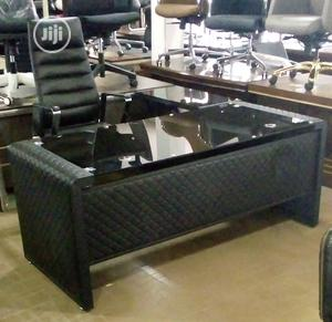 Quality Executive Glass Office Table And Chair   Furniture for sale in Lagos State, Lagos Island (Eko)