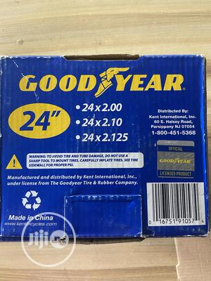 Goodyear Folding Bicycle Tyre | Sports Equipment for sale in Lagos State, Alimosho
