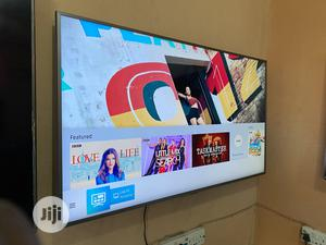 55'' LG Ultra HD 4K With Webos Smart TV   TV & DVD Equipment for sale in Lagos State, Ojo