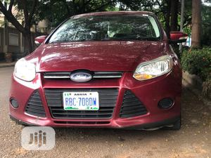 Ford Focus 2014 Red   Cars for sale in Abuja (FCT) State, Central Business District