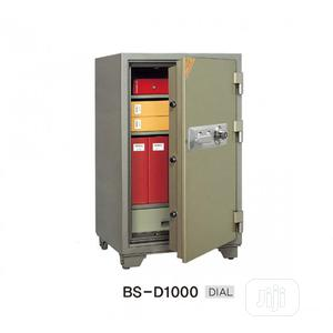 Office Dial Fire Security Safe (BS-D1000) M17   Safetywear & Equipment for sale in Lagos State, Alimosho