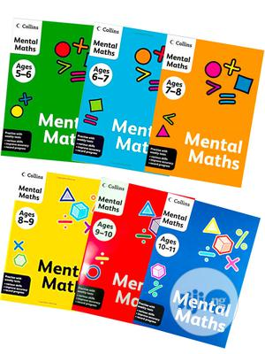 Collins Mental Maths (Collins Practice)   Books & Games for sale in Lagos State, Surulere