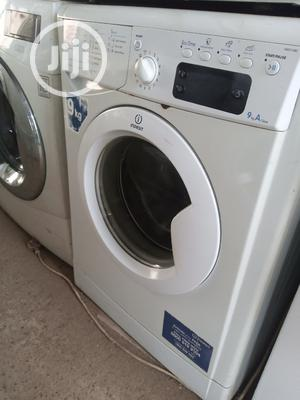 Indesit London Used Washing Machine 9kg | Home Appliances for sale in Lagos State, Ojo