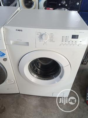 London Used Washing Machine 8kg | Home Appliances for sale in Lagos State, Ojo