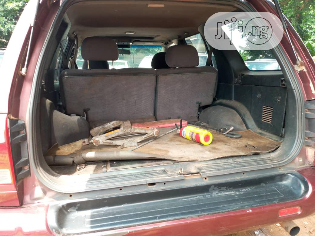 Nissan Pathfinder 2003 LE AWD SUV (3.5L 6cyl 4A) Red | Cars for sale in Awka, Anambra State, Nigeria