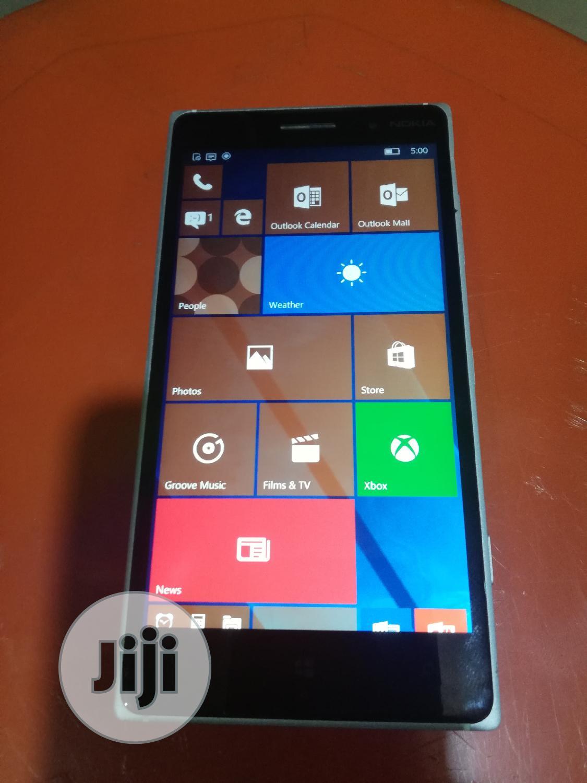 Archive: Nokia Lumia 830 16 GB Black