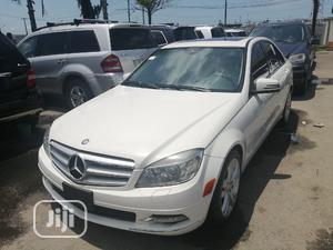 Mercedes-Benz C300 2010 White   Cars for sale in Lagos State, Apapa