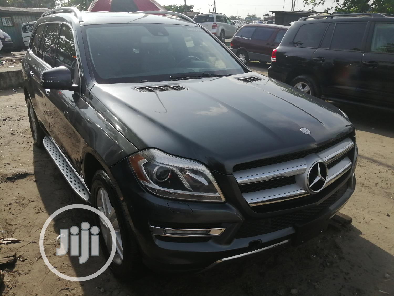 Mercedes-Benz GL Class 2014 Gray | Cars for sale in Apapa, Lagos State, Nigeria