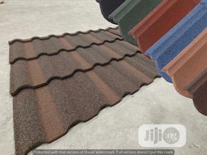 Durable and Guarantee Stone Coated Roof Tiles Classic | Building Materials for sale in Lagos State, Ajah